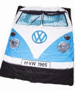 VW Camper Van Sleeping Bag - Blue