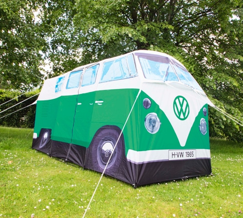 VW T1 Camper Van Tent Adult – Green