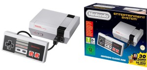 The Nintendo (NES) Classic Mini Console