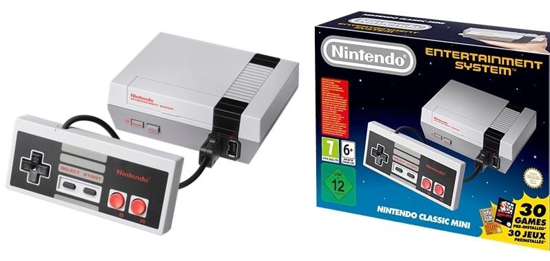 The Nintendo (NES) Classic Mini Console