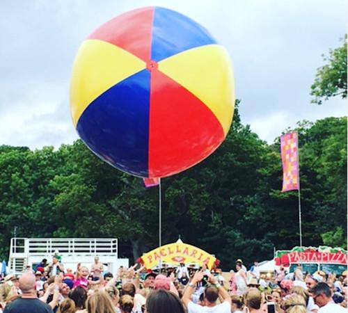 10 Foot Gigantic Beach Ball