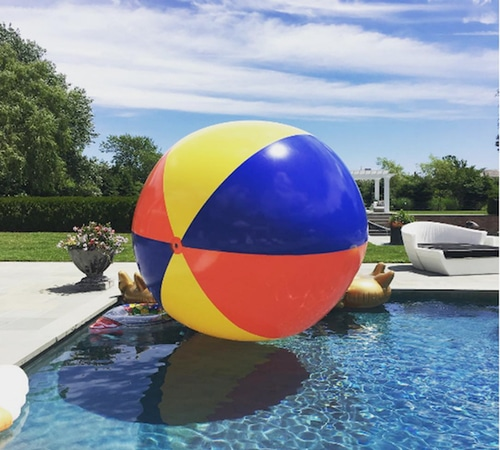 10 Foot Gigantic Beach Ball