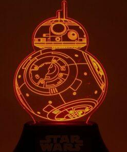 Star Wars BB8 Acrylic Light