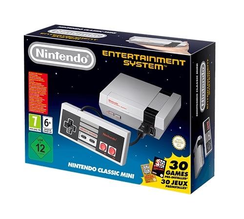 The Nintendo (NES) Classic Mini Console [DISC…