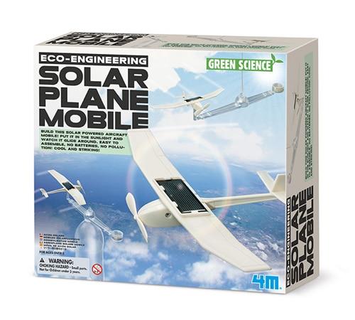 Solar Plane Mobile (3376)