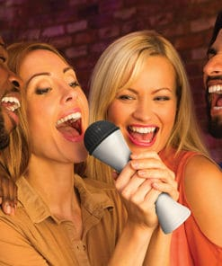 Bluetooth Sing Along Microphone