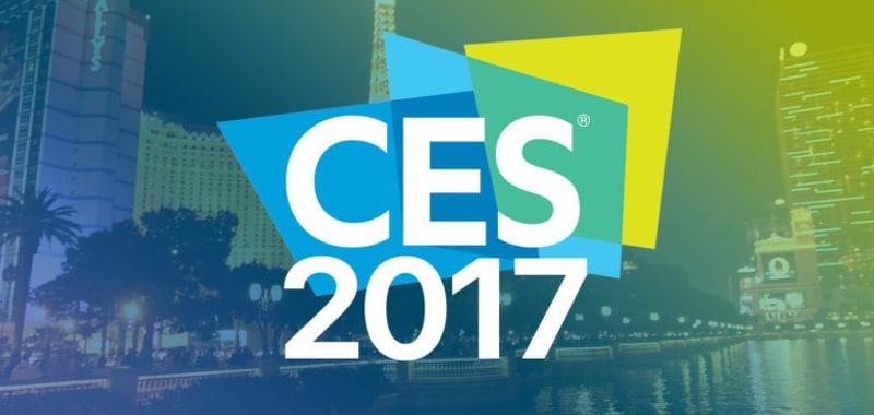 CES 2017 is here and we are in Las Vegas!