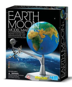 Earth and Moon Model Making Kit (3241)