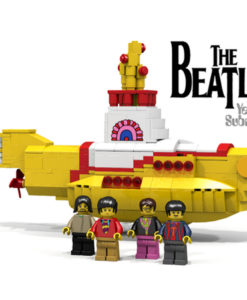 Lego Ideas The Beatles Yellow Submarine (21306)