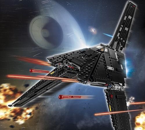 Lego Star Wars Krennic's Imperial Shutt…
