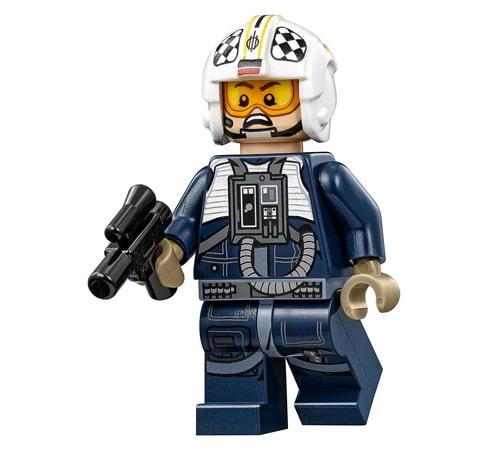 Lego Star Wars Rebel U-Wing Fighter (75155)Lego Star Wars Rebel U-Wing Fighter (75155)