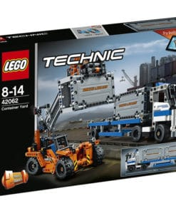 Lego Technic Container Yard (42062)