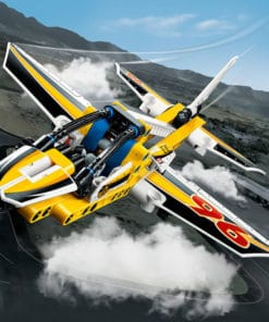 Lego Technic Display Team Jet (42044)