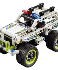 Lego Technic Police Interceptor (42047)