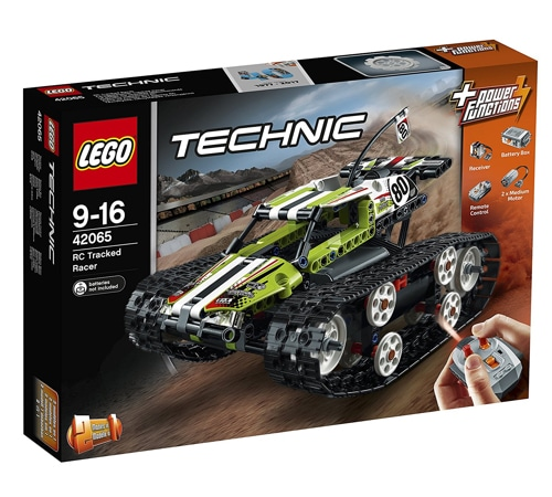 Lego Technic RC Tracked Racer (42065)
