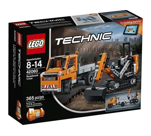 Lego Technic Roadwork Crew Set (42060)