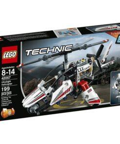 Lego Technic Ultralight Helicopter (42057)