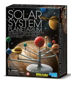 Solar System Planetarium Model (3257)