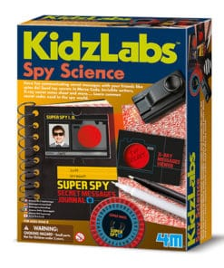 Spy Science Secret Messages (3295)