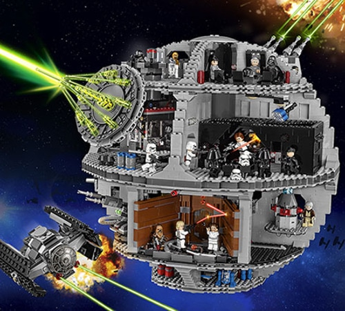 Star Wars Lego Death Star (75159)
