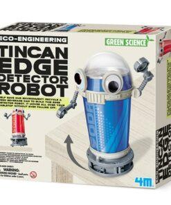 Tin Can Edge Detector Robot (3370)