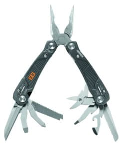 Bear Grylls Ultimate Multi-Tool, Nylon Sheath - Butterfly Opening Multi-Tool