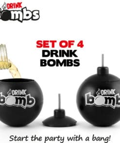 Bomb Shots - Set of 4