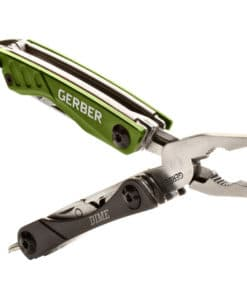 Gerber Dime - Green - Butterfly Opening Multi-Tool