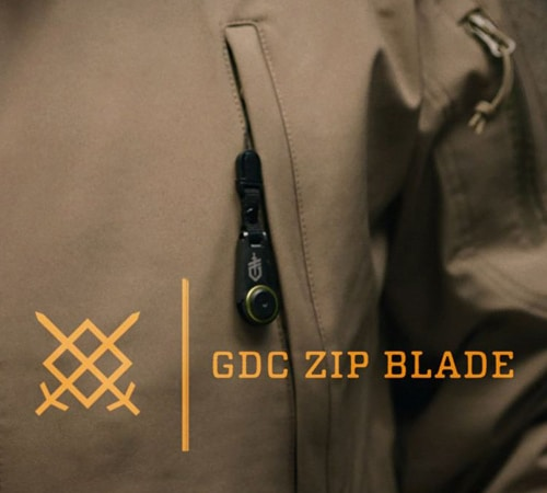 Gerbers Daily Carry (Gdc) Zip Blade - Zipper Pull Multi-Tool