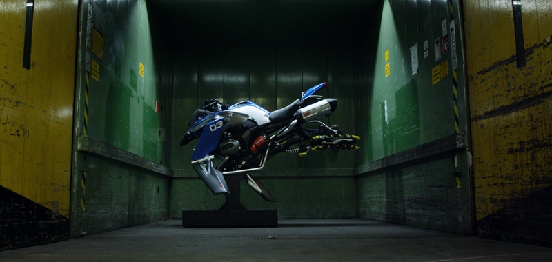 BMW Motorrad and LEGO® Technic present the Hover Ride Design Concept
