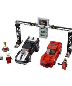 Lego Speed Champions Chevrolet Camaro Drag Race