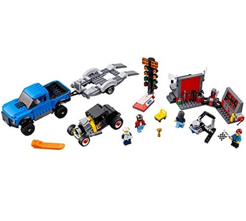 Lego Speed Champions Ford F-150 Raptor & Ford Model A Hot Rod