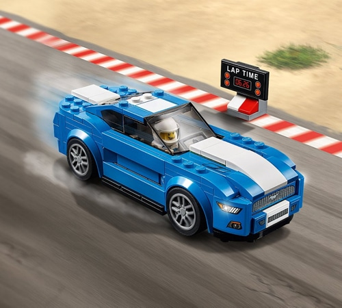 lego speed champions ford mustang gt 75871 yuppie gadgets. Black Bedroom Furniture Sets. Home Design Ideas