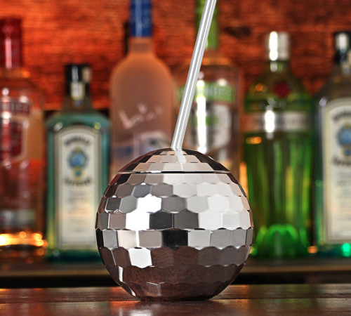 Disco Ball Cocktail Cup