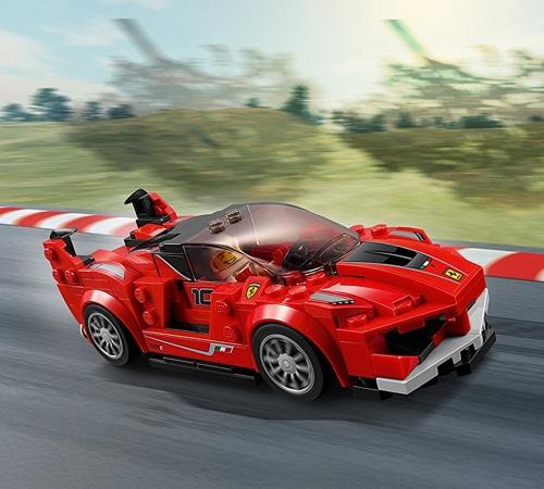Lego Speed Champions Ferrari FXX K & Development Center