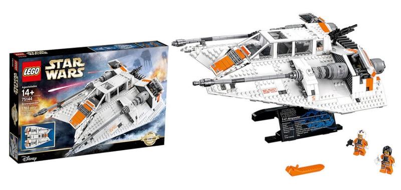 Lego Star Wars Rebel Snowspeeder – WOW!