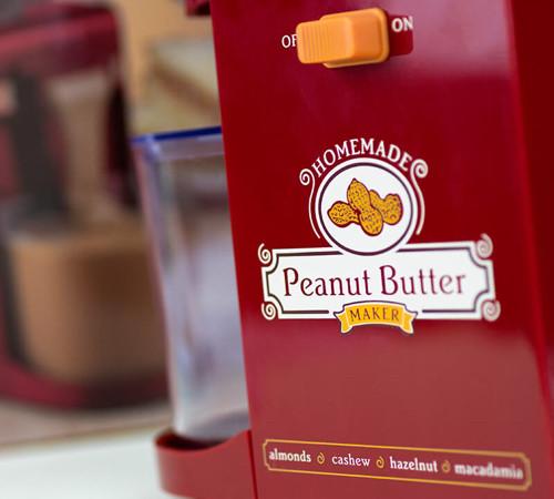 Peanut Butter Maker 3