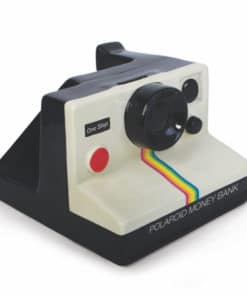 Polaroid Camera Money Box