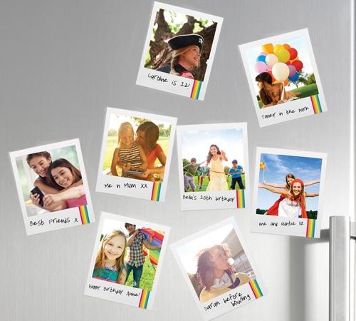 Polaroid Magnetic Photo Frames