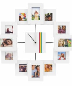 Polaroid Photo Clock