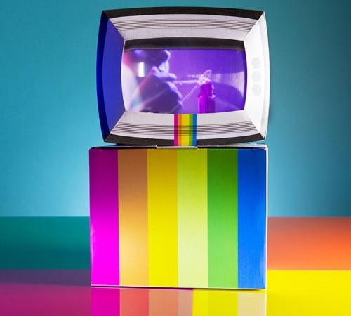 Polaroid Smartphone Magnifier TV - Yuppie Gadgets