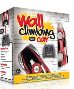 RC Wall Climbing Car – Red