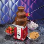 Retro Square Chocolate Fountain