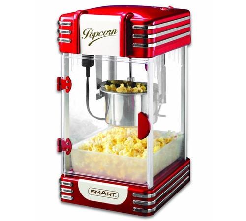 Retro Kettle Popcorn Maker