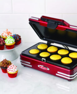 Retro Mini Cupcake Maker