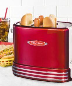 Retro Popup Hot Dog Toaster