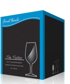 The Taster Wine Glass Set