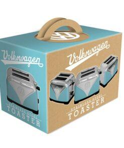 Volkswagen Campervan Toaster - Blue