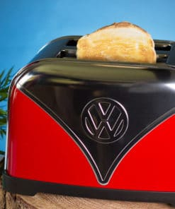 Volkswagen Campervan Toaster - Red