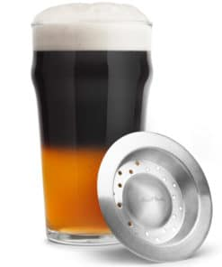 Black and Tan Beer Beer Layering Tool Set